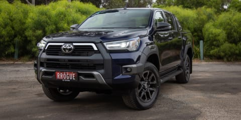 2021 Toyota HiLux Rogue review