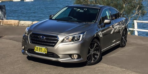 2015 Subaru Liberty 3.6R Review