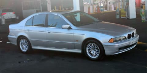 2001 BMW 530i Executive review