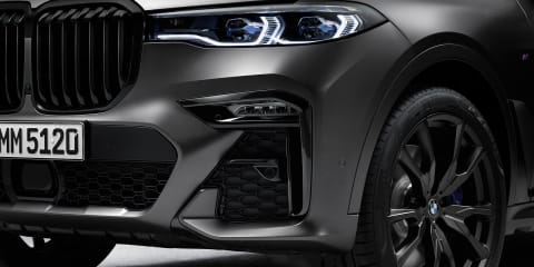 2021 BMW X7 Dark Shadow Edition revealed – UPDATE: Australian pricing confirmed, arrives March 2021