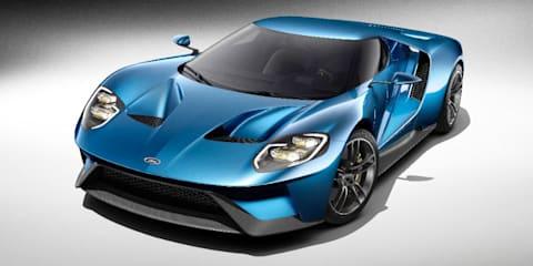 Ford GT : Walkaround at NAIAS Detroit Motor Show 2015