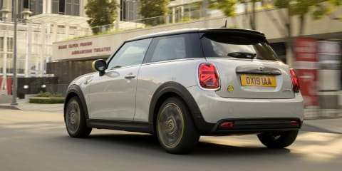 2020 Mini Cooper SE revealed