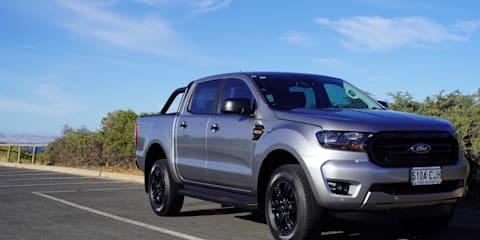 2021 Ford Ranger Sport 3.2(4x4)审查