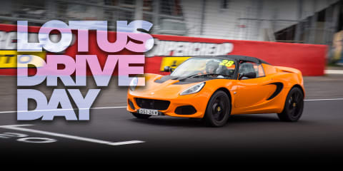 Lotus Drive Day at Mount Panorama