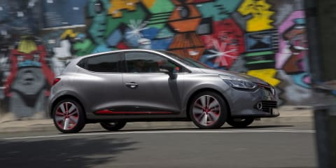 2014 Renault Clio Dynamique Speed Date