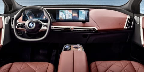 BMW iDrive 8: Latest infotainment system unveiled