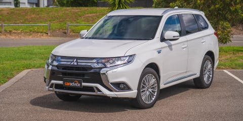2020 Mitsubishi Outlander PHEV ES review