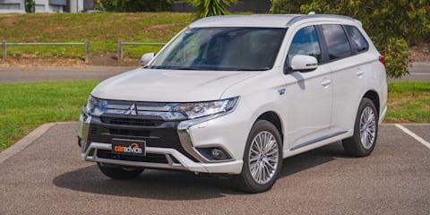 2020 Mitsubishi Outlander PHEV ES review