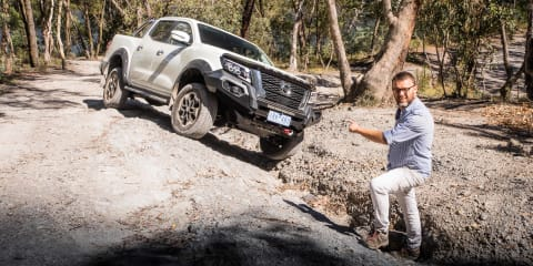 2021 Nissan Navara ST-X review