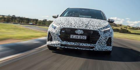 2021 Hyundai i20 N review: Prototype track test