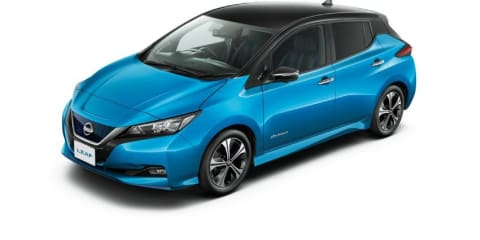 2020 Nissan Leaf revealed for Japan