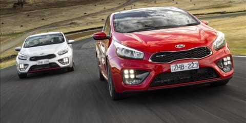 Kia Pro_cee'd GT Review: Video