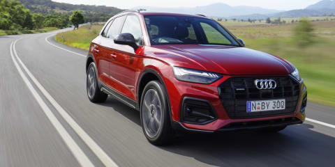 2021 Audi Q5 40 TDI Quattro review