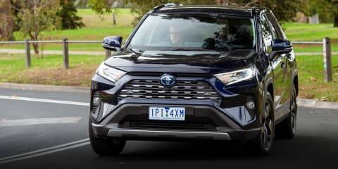 Toyota RAV4 Cruiser review