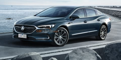 The 2021 Holden range: We imagine what the future could have been