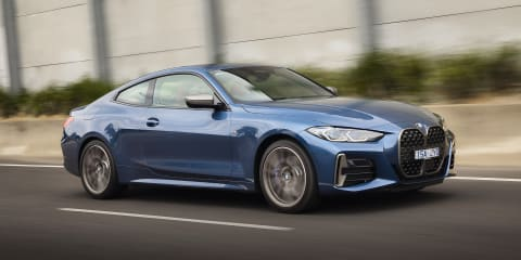 Video: 2021 BMW 4 Series Australian first drive review