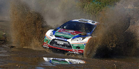 Ford pulls out of WRC
