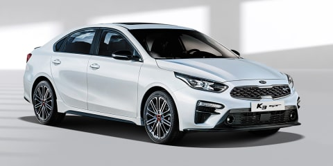 2019 Kia Cerato GT fully revealed in Korea
