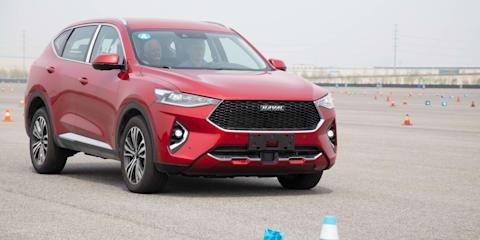 Haval: Next-generation SUV range not due until 2021