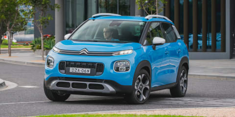 2019 Citroen C3 Aircross Shine review