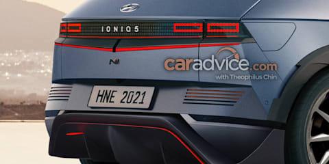 2022 Hyundai Ioniq 5 N rendered: Imagining where Hyundai can take its new electric SUV