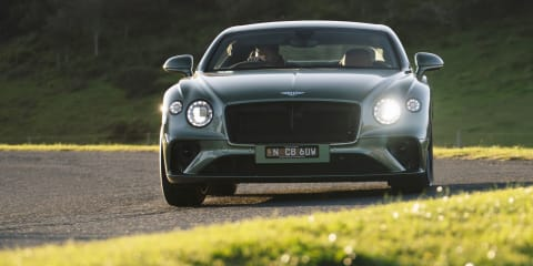 2020 Bentley Continental GT V8 review