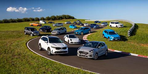 2021年年度最佳驾驶汽车——总冠军