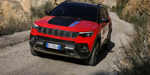 2021 Jeep Compass unveiled for Europe, Australian timing confirmed – UPDATE