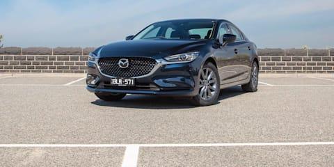 2021 Mazda 6 Sport sedan review
