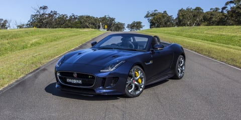 2015 Jaguar F-Type R AWD Convertible Review