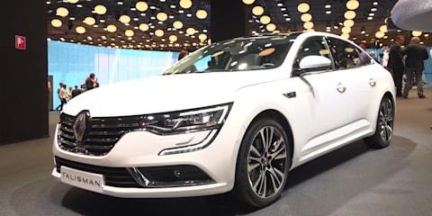2017 Renault Talisman - 2016 Paris Motor Show
