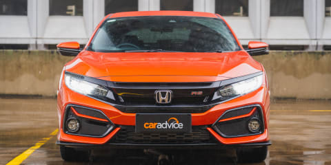 2020 Honda Civic RS hatch review