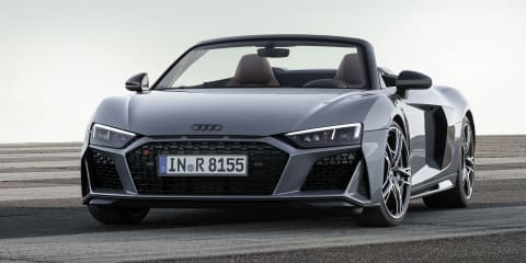 Audi R8 to stick with V10 for this generation