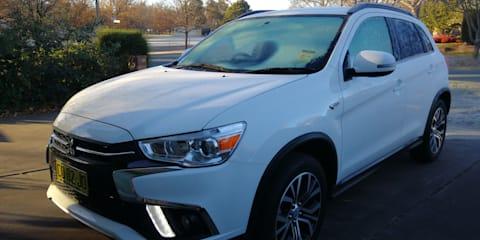 2017 Mitsubishi ASX LS (2WD) review