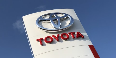 Toyota regains lead as world's top-selling car maker, ends VW's four-year run