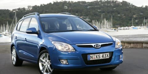 2009 Hyundai i30cw Wagon Review