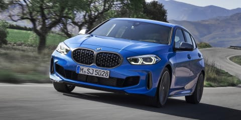 2020 BMW 1 Series revealed, coming to Oz Q4