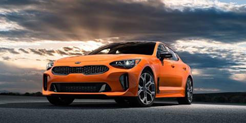 2020 Kia Stinger GTS gets AWD with Drift Mode