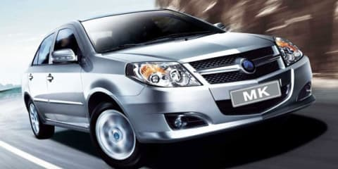 Geely MK becomes Australia's cheapest car at $8999 driveaway