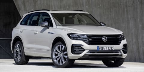 Volkswagen Touareg One Million edition revealed, not for Oz