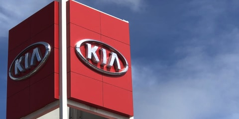 Kia's sales up worldwide, but market share dips slightly in Australia