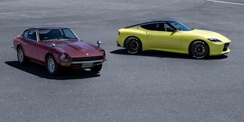 Nissan 400Z: Z Proto concept revealed