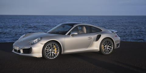 Porsche 911 Turbo: 412kW auto-only coupe revealed