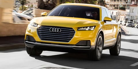 Audi e-TTron: EV crossover to replace TT - report