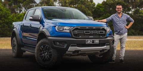 CarAdvice Winners Circle: Ford Ranger Raptor