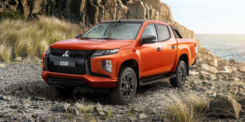 2020 Mitsubishi Triton GLX-R, GSR pricing and specs: Dual-cab ute range expands