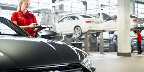 Audi announces 5-year service plans