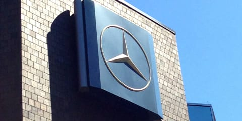 Mercedes-Benz Australia recalls 30,105 cars