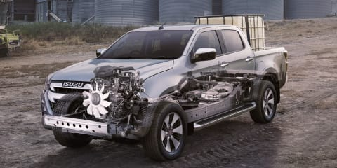4JJ3-TCX: Meet Isuzu's new 3.0-litre turbo diesel