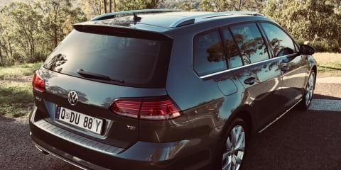 2017 Volkswagen Golf 110 TSI Highline review Review